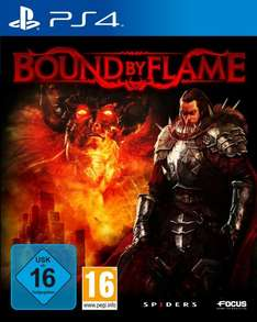 [Amazon.de Prime] Bound by Flame - PS4 - für 14,95€