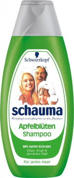 Schauma Apfelblüte-Shampoo, 3er Pack (3 x 400 ml) für 1,78€ bei Amazon