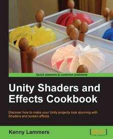 "E-Book ""Unity Shaders and Effects Cookbook"" als Gratisdownload"