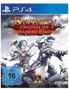 [amazon.de] Divinity Original Sin: Enhanced Edition (PS4)