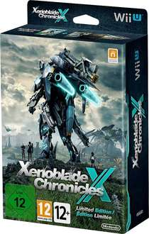 Xenoblade Chronicles X Limited Edition für 49,97€