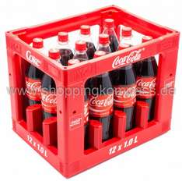 [Globus] Kasten Coca Cola, Fanta, Sprite (12x1L) + 2L gratis für 7,44€ (0,53€/L)