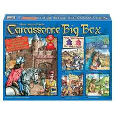 [Real] Brettspiel Carcassonne Big Box für 24,95€