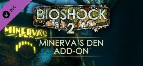 [Steam] BioShock 2: Minerva's Den DLC für €2,49