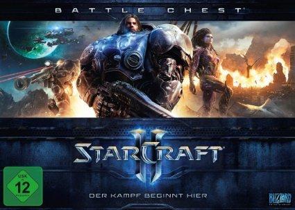 [Amazon] Starcraft 2 - Battlechest für 19,99€ bei PRIME, sonst 22,99€