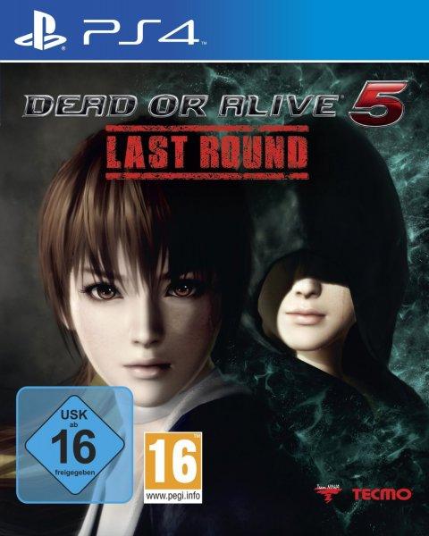 [Gamestop] Dead or Alive 5 (PS4) und Alien Isolation Ripley Edition (Xbox One) je 9,96€