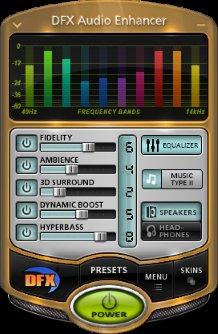 DFX Plus Audio Enhancer (15$ Rabatt)