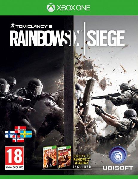 Tom Clancy's Rainbow Six: Siege (Xbox One) leider Multi und auf Deutsch spielbar und nur 11 € Ersparnis @trollshop