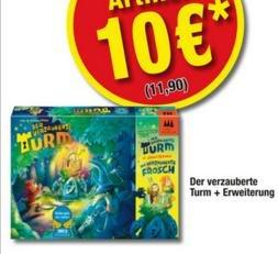 [Offline] Metro: Der verzauberte Turm + Erweiterung für 11,90€ bzw. 9,52€, Kinderspiel des Jahres 2013