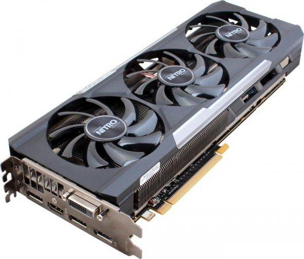 [conrad.ch] Sapphire Radeon R9 390 Nitro + Backplate für knapp 284€, damit 17% unter GH: BESTPREIS (für Grenzgänger)