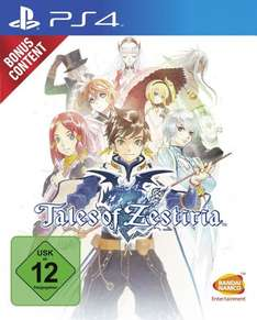Tales of Zestiria - PSN-  Digitale Standardedition PS4 29,99€ / PS3 24,99€