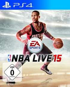 [Saturn Only Offers] NBA Live 15 - PlayStation 4 PS4 für 7€ - Versandkostenfrei -