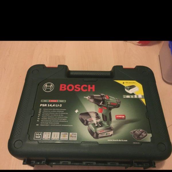 Bosch Akkuschrauber PSR 14,4 li-2