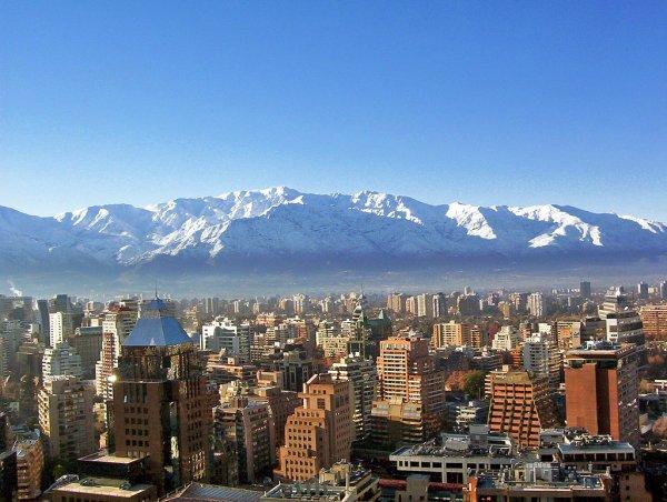 Errorefare 3? Frankfurt - Santiago de Chile - Frankfurt für 347 Euro