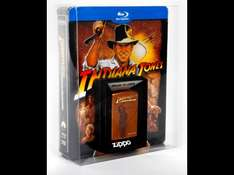 [Saturn] Indiana Jones – The Complete Adventures: Limitiertes Steelbook inkl. Zippo - (5 Blurays) für 34,99€€