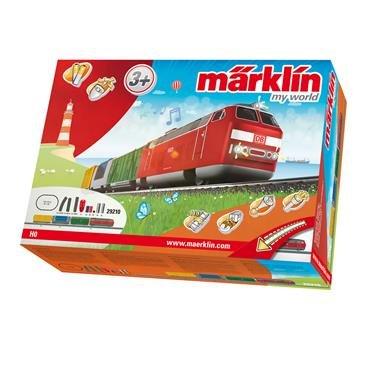 "@duo-shop.de: Märklin 29210 - Startpackung ""Güterzug"""