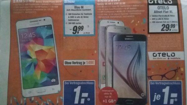 Samsungs S6 im Experte Koblenz (149€, Preisfehler?)