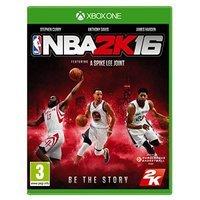 [Amazon.de] NBA 2K16 (XBOX One) für 29,97€