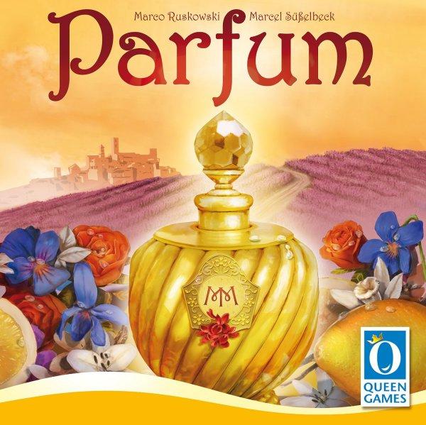 @Amazon: Brettspiel Parfum von Queen Games für 8,76€ mit Prime