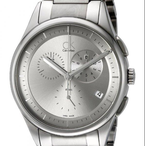 [Warehouse Deals] Calvin Klein Herrenuhr K2A27920 PVG 283,90