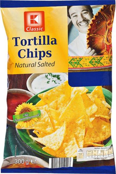 [Kaufland] Tortilla Chips 300g versch. Sorten für 0,79 bis 06.02