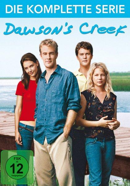Dawson's Creek - Die komplette Serie [34 DVDs]