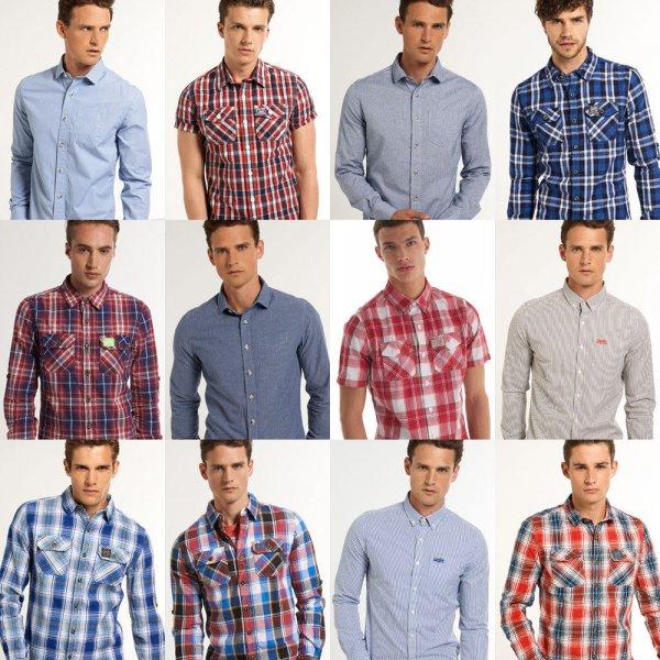 Superdry Hemden für nur 17,95€