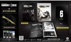 [Amazon] Ubisoft Games reduziert, wie: Tom Clancy's Rainbow Six Siege - Art of Siege Edition XB1 für/PS4 für 49,97€ - Steelbook 43,97€ oder The Crew - Limited Edition XB1 24,97€
