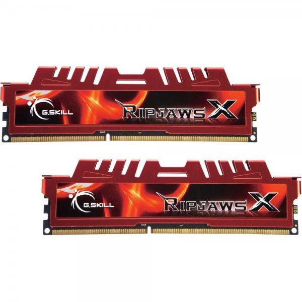 [Conrad] G.Skill RipjawX 2x 8GB (DDR3, PC3‑10600, CL9 9-9-24) für 67,98€