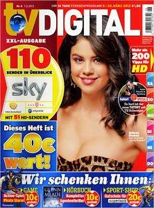 TV Digital XXL Jahresabo für 12,40 €