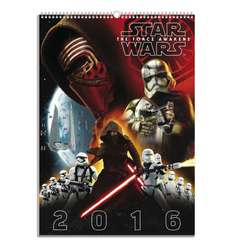 Star Wars Episode 7 Offizieller Film Kalender 2016 6,88 EUR