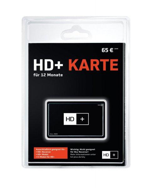 HD+ Karte für 12 Monate HD+ Empfang & i.onik Accessories Kit für 56,12€ bei Sofortüberweisung I Conrad.de
