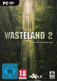 [Saturn online & lokal] Wasteland 2 - Ranger edition (Steam)
