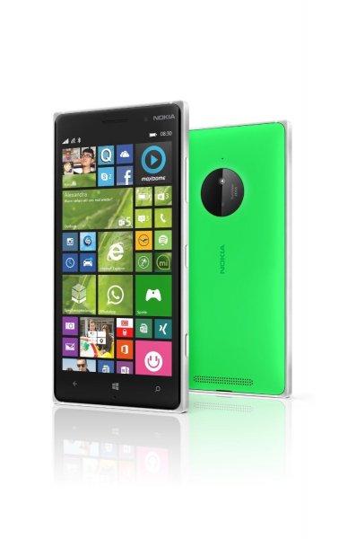 [Ebay/Kontramobile] Nokia Lumia 830 Smartphone (5 Zoll], 1GB Ram,LTE,10 MP Kamera, 16 GB Speicher, Windows 8.1) grün**B-Ware-Kundenretoure**Zustand Einwandfrei für 179,-€