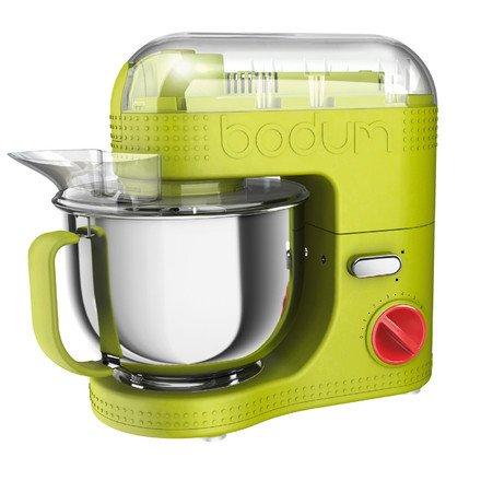 [Amazon] Bodum Bistro Küchenmaschine in grün für 89,89€, PVG 149€
