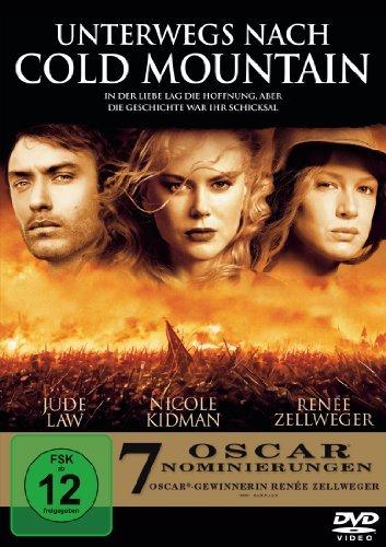 ARTE Mediathek - UNTERWEGS NACH COLD MOUNTAIN ( mit Nicole Kidman & Zellwegger & Law) 7 Oscar Nominierungen 2004