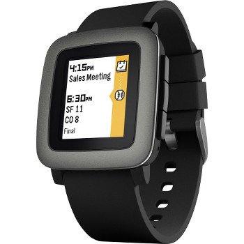 Pebble Time in schwarz (179.99€) und weiß (169.99€) gerade günstig bei Amazon.de