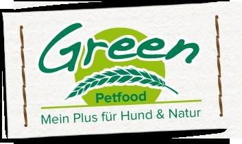 2 kostenlose Hundefutter-Proben + 5 € Gutschein gratis (green-petfood.de)