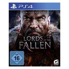 Real Online PS4 Lords of the Fallen Limited Edition