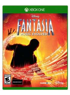 Fantasia: Music Evolved (Xbox One) für 16.31€ bei Amazon.com