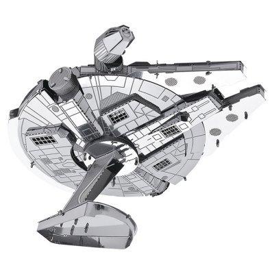 [Everbuying CN] Millennium Falcon Star Wars 3D-Metall-Bausatz für 3,03€