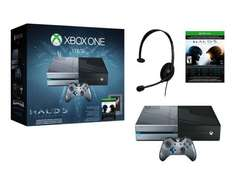 Halo 5 & Forza 6 Limited  Xbox One Konsole 1TB @ Gamestop