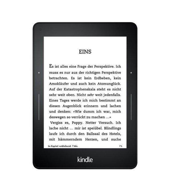 Amazon Kindle Voyage 3G bei Saturn für 199€ +4,99€ VSK (statt 249€)