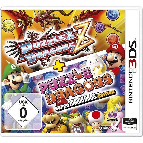 [Toys'R'Us Online Shop] 3DS - Puzzle & Dragons Z + Puzzle & Dragons Super Mario Bros. Edition - für 17,92€ inkl. Versand
