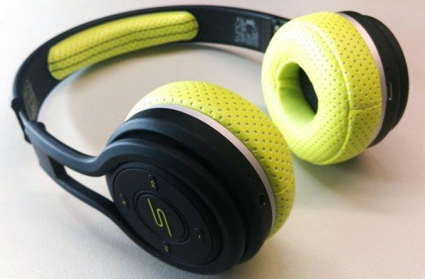 [Redcoon] SMS Audio - SYNC by 50 - Wireless On-Ear Sport (Bluetooth-Kopfhörer, gelb) nur 123,99 €