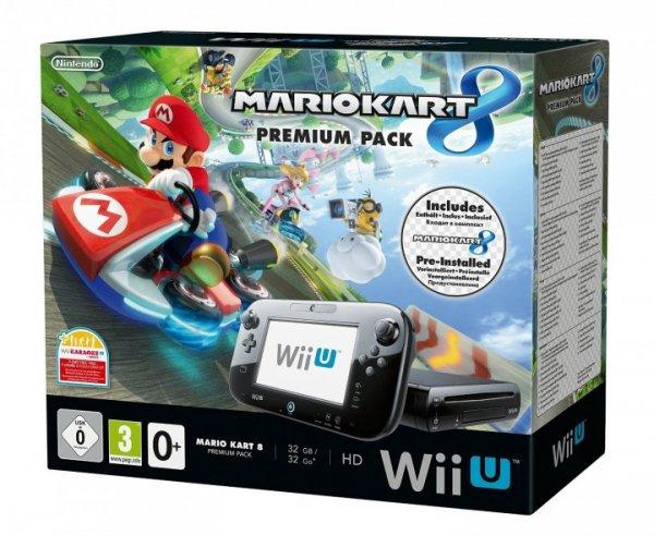 Wii U Konsole EUR 269,99
