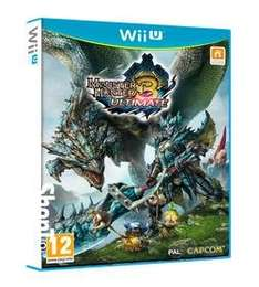 Monster Hunter 3: Ultimate (Wii U) für 16,89€ bei Shopto