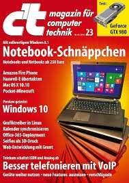6 Ausgaben c't + 5€ Amazon Gutschein + Abus Schloss Cartena 680 für 21,30€
