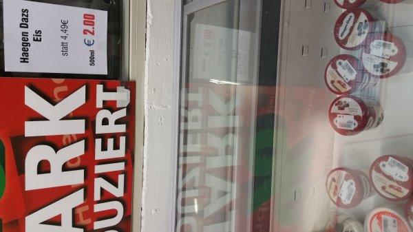 [lokal] Handelshof Köln Poll - Häagen Dasz Eis zu 2,14€ wegen MHD um den 20.2.16