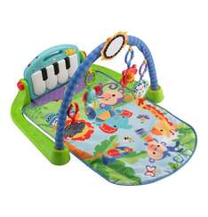 Fisher Price Rainforest Piano Gym Spieldecke 38% unter nächsten Idealopreis